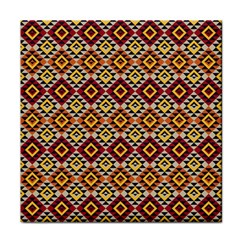 Native American Pattern 15 Tile Coasters by Cveti