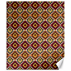 Native American Pattern 15 Canvas 20  X 24   by Cveti