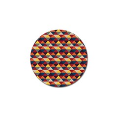 Native American Pattern 16 Golf Ball Marker (10 Pack) by Cveti