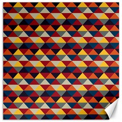 Native American Pattern 16 Canvas 12  X 12   by Cveti