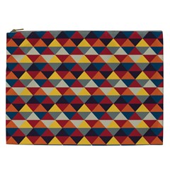 Native American Pattern 16 Cosmetic Bag (xxl)  by Cveti