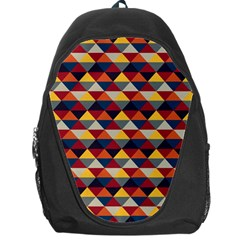 Native American Pattern 16 Backpack Bag by Cveti