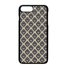 Native American 17 Apple Iphone 8 Plus Seamless Case (black)