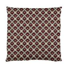 Native American Pattern 18 Standard Cushion Case (two Sides)