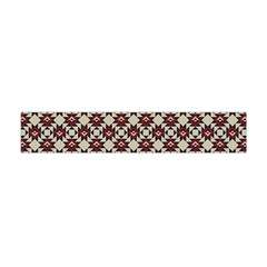 Native American Pattern 18 Flano Scarf (mini) by Cveti