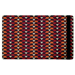 Native American Pattern 19 Apple Ipad 3/4 Flip Case by Cveti