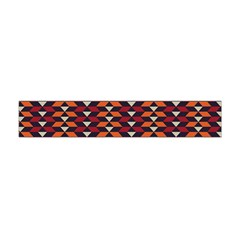 Native American Pattern 19 Flano Scarf (mini) by Cveti