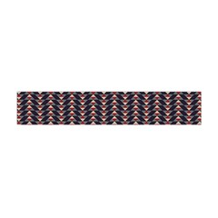 Native American Pattern 20 Flano Scarf (mini) by Cveti