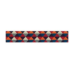 Native American Pattern 21 Flano Scarf (mini) by Cveti
