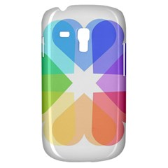 Heart Love Wedding Valentine Day Galaxy S3 Mini by Celenk