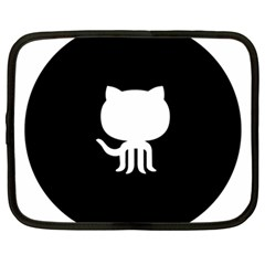 Logo Icon Github Netbook Case (large) by Celenk