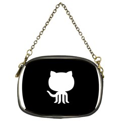 Logo Icon Github Chain Purses (one Side)  by Celenk