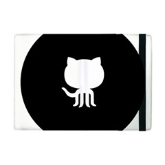 Logo Icon Github Apple Ipad Mini Flip Case by Celenk