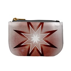 Star Christmas Festival Decoration Mini Coin Purses by Celenk