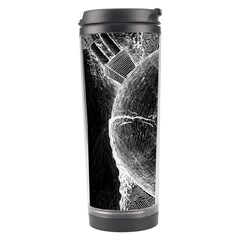 Space Universe Earth Rocket Travel Tumbler by Celenk