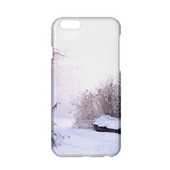 Winter Snow Ice Freezing Frozen Apple Iphone 6/6s Hardshell Case by Celenk