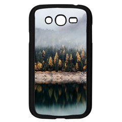Trees Plants Nature Forests Lake Samsung Galaxy Grand Duos I9082 Case (black) by Celenk