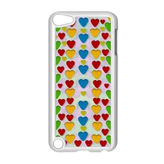 So Sweet And Hearty As Love Can Be Apple Ipod Touch 5 Case (white)