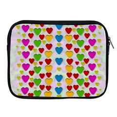 So Sweet And Hearty As Love Can Be Apple Ipad 2/3/4 Zipper Cases by pepitasart