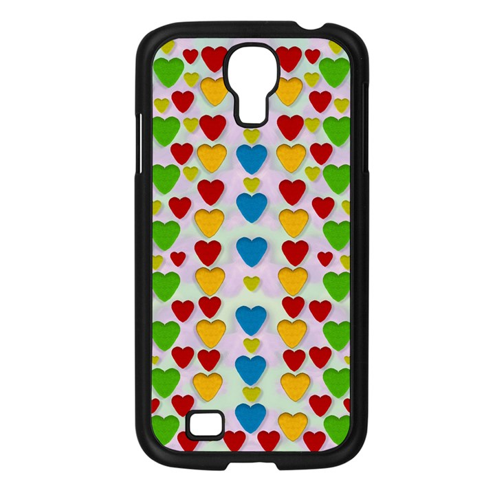 So Sweet And Hearty As Love Can Be Samsung Galaxy S4 I9500/ I9505 Case (Black)