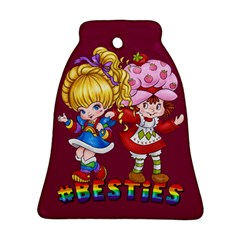 Besties Bell Ornament