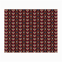 Native American Pattern 22 Small Glasses Cloth by Cveti