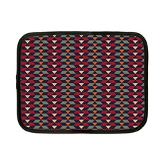 Native American Pattern 23 Netbook Case (small)  by Cveti