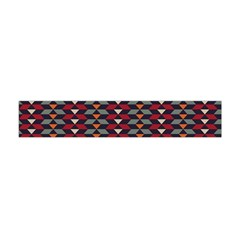 Native American Pattern 23 Flano Scarf (mini) by Cveti