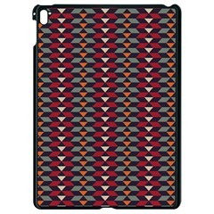 Native American Pattern 23 Apple Ipad Pro 9 7   Black Seamless Case by Cveti
