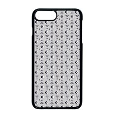 Native American Pattern 24 Apple Iphone 8 Plus Seamless Case (black)
