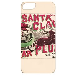 Vintage Santa Claus  Apple Iphone 5 Classic Hardshell Case by Valentinaart