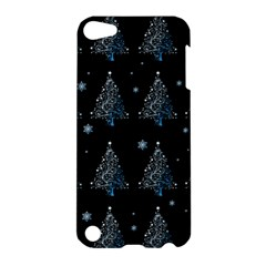 Christmas Tree   Pattern Apple Ipod Touch 5 Hardshell Case by Valentinaart