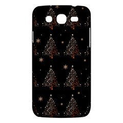 Christmas Tree   Pattern Samsung Galaxy Mega 5 8 I9152 Hardshell Case  by Valentinaart