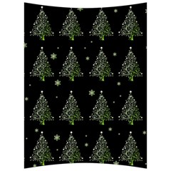 Christmas Tree   Pattern Back Support Cushion