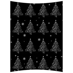 Christmas Tree   Pattern Back Support Cushion by Valentinaart