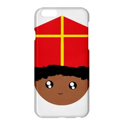 Cutieful Kids Art Funny Zwarte Piet Friend Of St  Nicholas Wearing His Miter Apple Iphone 6 Plus/6s Plus Hardshell Case by yoursparklingshop