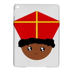 Cutieful Kids Art Funny Zwarte Piet Friend Of St  Nicholas Wearing His Miter Ipad Air 2 Hardshell Cases by yoursparklingshop