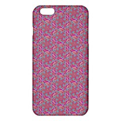 Whirligig Pattern Hand Drawing Pink 01 Iphone 6 Plus/6s Plus Tpu Case by Cveti