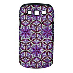 Flower Of Life Hand Drawing Pattern Samsung Galaxy S Iii Classic Hardshell Case (pc+silicone) by Cveti