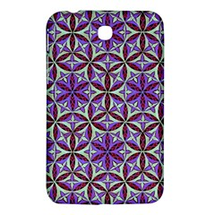Flower Of Life Hand Drawing Pattern Samsung Galaxy Tab 3 (7 ) P3200 Hardshell Case  by Cveti