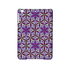Flower Of Life Hand Drawing Pattern Ipad Mini 2 Hardshell Cases by Cveti