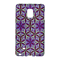 Flower Of Life Hand Drawing Pattern Galaxy Note Edge by Cveti