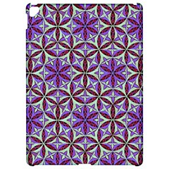 Flower Of Life Hand Drawing Pattern Apple Ipad Pro 12 9   Hardshell Case by Cveti