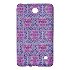 Star Tetrahedron Hand Drawing Pattern Purple Samsung Galaxy Tab 4 (7 ) Hardshell Case  by Cveti