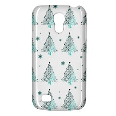 Christmas Tree   Pattern Galaxy S4 Mini by Valentinaart