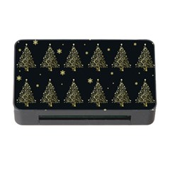 Christmas Tree   Pattern Memory Card Reader With Cf by Valentinaart