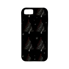 Christmas Tree   Pattern Apple Iphone 5 Classic Hardshell Case (pc+silicone) by Valentinaart