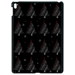 Christmas Tree   Pattern Apple Ipad Pro 9 7   Black Seamless Case