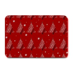 Christmas Tree   Pattern Plate Mats by Valentinaart