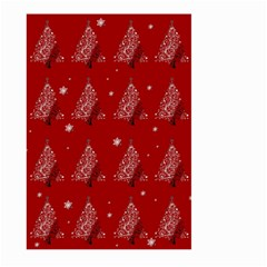 Christmas Tree   Pattern Large Garden Flag (two Sides)